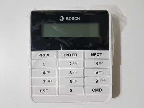 Teclado De Alarme Bosch Text Keypad B915