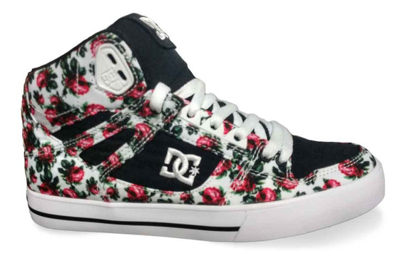 Zapatillas Mujer Dc Spartan High Wc Tx Se (bwp)