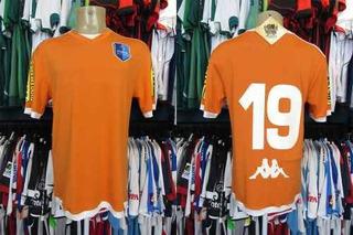 Audax Do Rio 2014 Camisa Titular Tamanho G Número 19.
