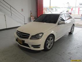 Mercedes Benz Clase C C200-cgi