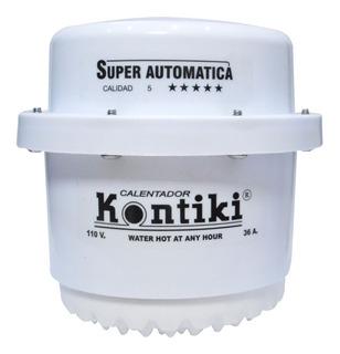 Ducha Electrica Kontiki Automatica Tradicional 120v (k-104)