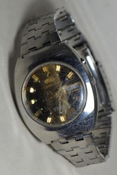 Relógio Masculino Orient V469650-6bpr Automático