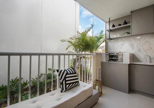 Apartamento Com 2 Dormitórios À Venda, 50 M² Por R$ 316.800,00 - Brás - São Paulo/sp - 15127