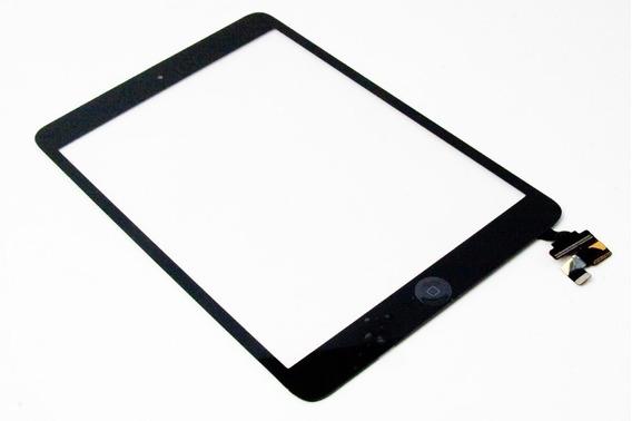 Touch Para Apple iPad Mini 1 Ou 2 Pretou Ou Branco