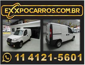 Fiat Doblo Cargo 1.8 Flex - Porta Lateral - Ano 2013- Bonita