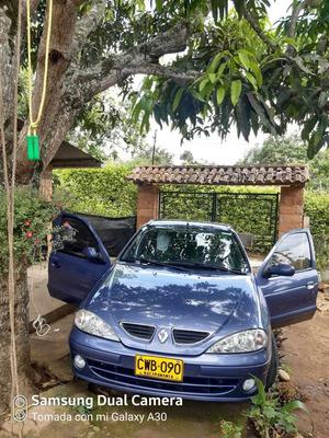 Renault Megane 2007 Clasico