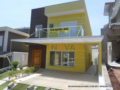Casa Residencial À Venda, Palm Hills, Cotia - Ca1405. - Ca1405