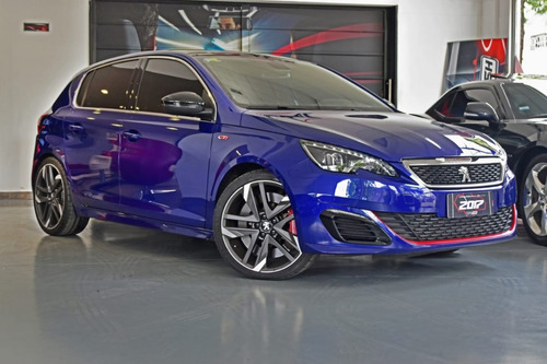 Peugeot 308 S Gti Coupe Franche 1.6 Thp 2017 - Car Cash