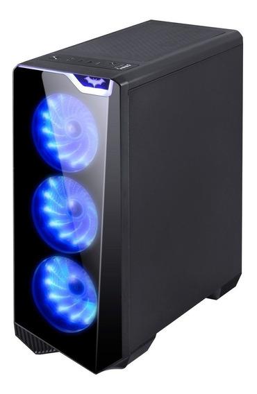 Computador Gamer Intel I5 7400 3.0 Gtx 1050 2gb Mem 8gb 1tb