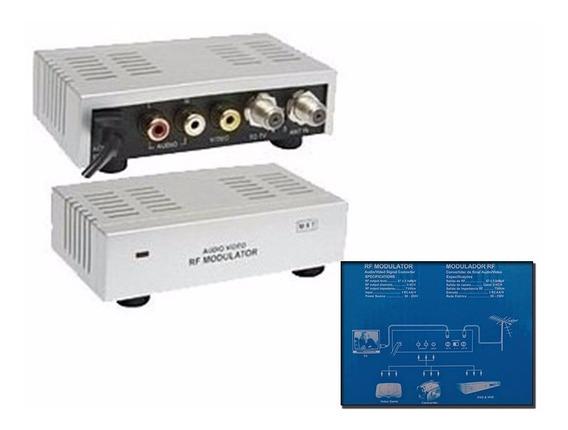 Modulador Rf Saida 3/4 B-max