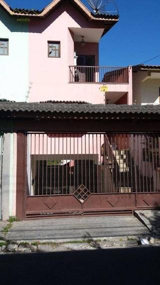 Sobrado Residencial À Venda, Vila Rosália, Guarulhos. - So0045