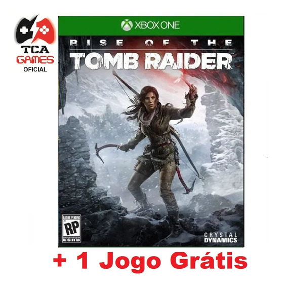 Rise Of The Tomb Raider Xbox One Mídia Digital