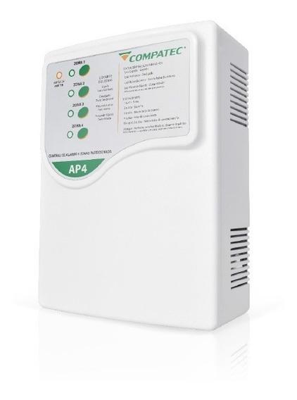 Central Alarme Ap4 - Compatec