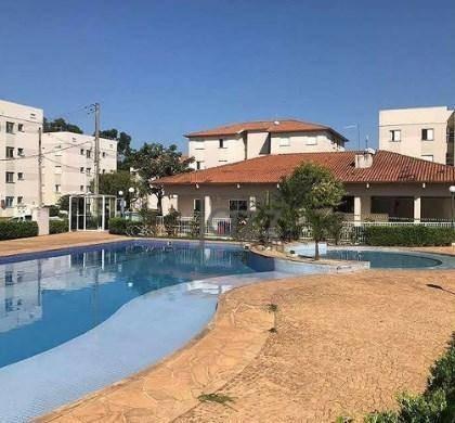 Apartamento Com 2 Dormitórios À Venda, 43 M² Por R$ 150.000,00 - Jardim Santa Maria (nova Veneza) - Sumaré/sp - Ap5208