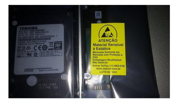 Hd Notbook 500 Gb Original E Novo