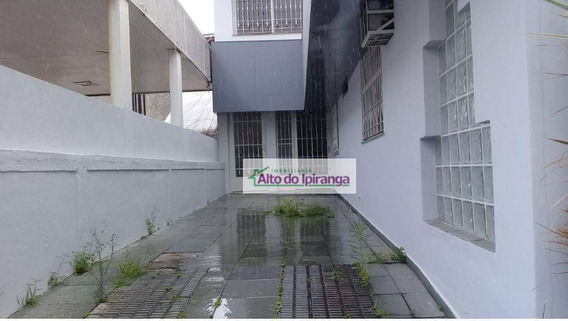 Casa Para Alugar, 210 M² - Saúde - São Paulo/sp - Ca0307