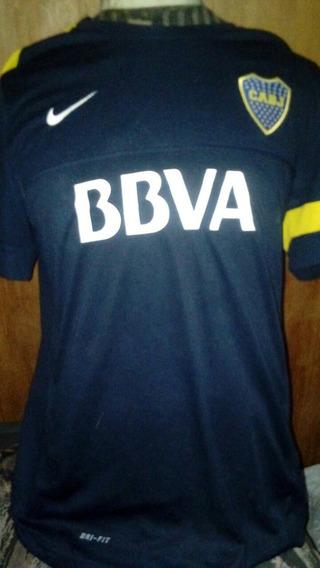 Camiseta De Entrenamiento Boca Bbva