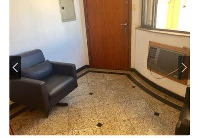 Sala Em Centro, Santos/sp De 85m² À Venda Por R$ 170.000,00 Ou Para Locação R$ 1.800,00/mes - Sa221030lr