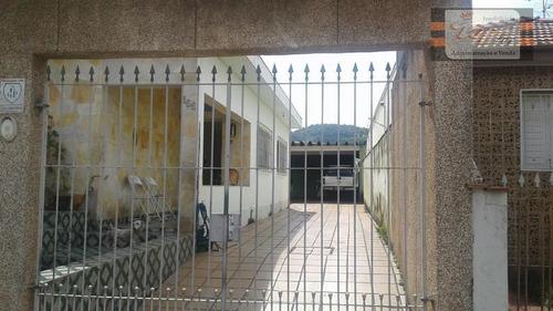 Casa Térrea Para Venda - Ca0356