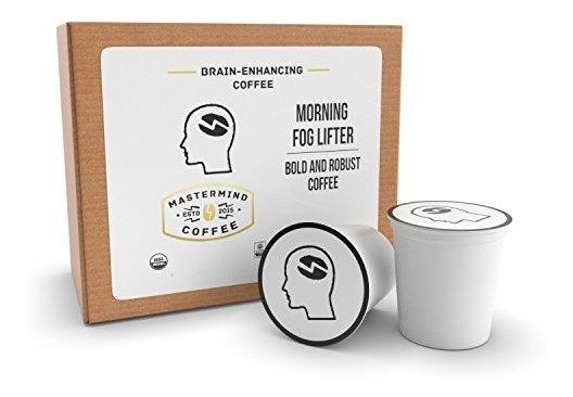 Morning Fog Lifter Tazas Individuales Servir Cafã© Nootrop