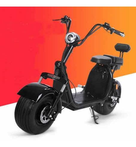 Moto Electrica Citycoco Duo