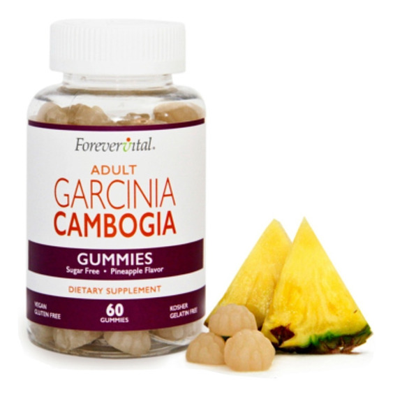 Vitaminas En Gomitas - Suplementos - Garcinia Cambogia