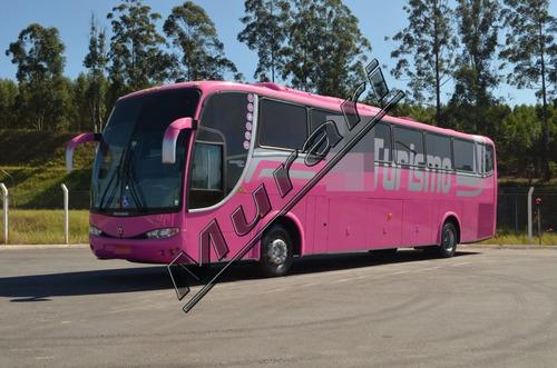 Imagem 1 de 11 de Paradiso 1200 Scania K310 2005 46 Lug Piloto Auto Rd-ref 691