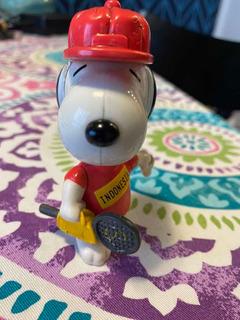 Snoopy Muñeco Articulado