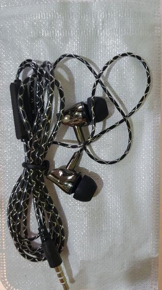 Fone De Ouvido Alto Volume Inova - Microfone- Fon10071