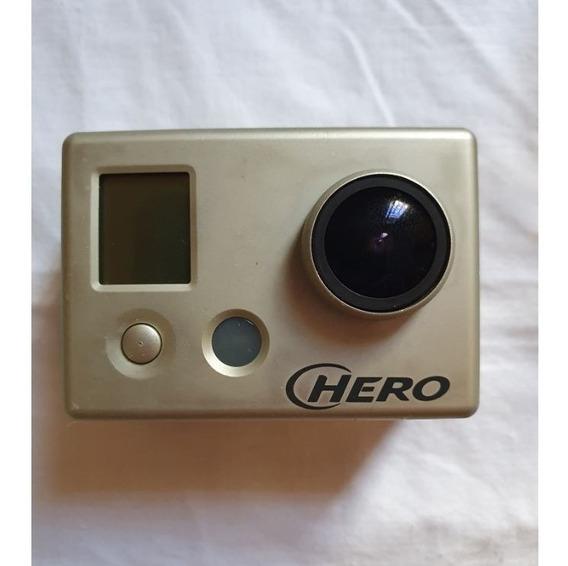 Câmera Gopro Hero 1 + Acessórios