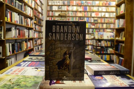 Juramentada (archivo De Las Tormentas 3) Brandon Sanderson.