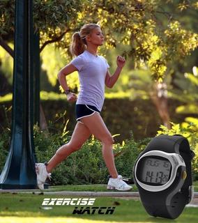 Kit 3- Relógios Monitor Cardíaco Frequencímetro Calorias