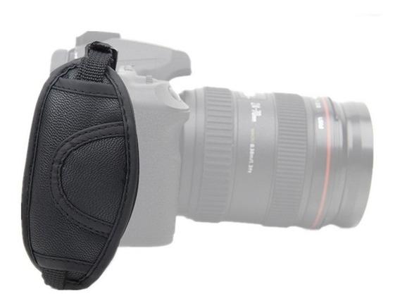 Alça De Mão (hand Strap Grip) Universal Dslr - Canon Kodak