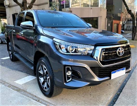 Toyota Hilux Srx 4x4 At 2020 Srv 4x4 At 2020 Wilde