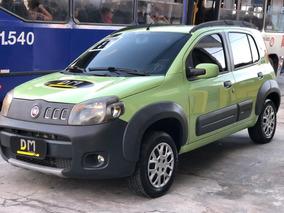 Fiat Uno 1.0 Way Flex 5p - 2011