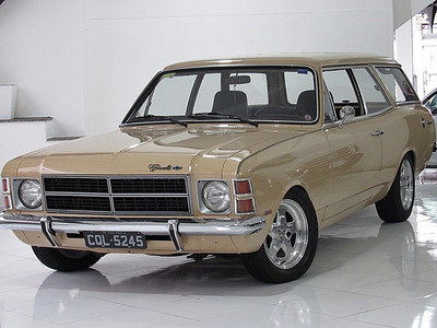 Chevrolet Caravan 4.1 L 6cc Gasolina 2p Manual 1979