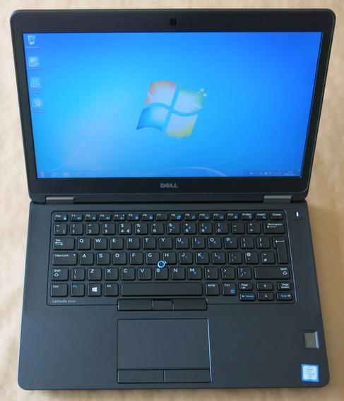 Notebook Dell Latitude 5470 I5-6200u 6ªg 8gb Ram 512gb Ssd
