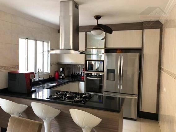 Sobrado Com 4 Dormitórios À Venda, 250 M² Por R$ 1.325.000,00 - Casa Verde Alta - São Paulo/sp - So1274
