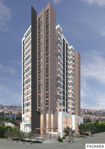 Apartamento À Venda No Bairro Tatuapé - São Paulo/sp - O-6431-14995