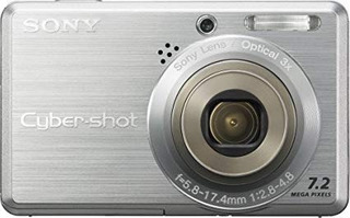 Camara Digital Sony 7.2 Mpx Dscs750 Con Accesorios Y Estuche