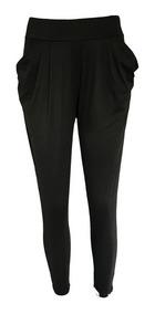 Pantalon Aladin Negro