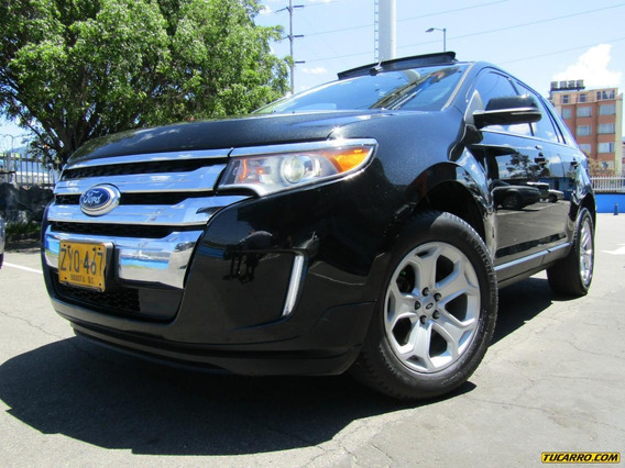 Ford Edge Limited 4x4 Awd F.e Abs A.t A.