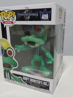 Funko Pop Goofy Kingdom Hearts - Disney