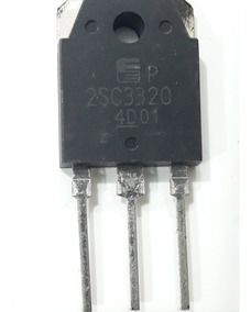 Transistor 2sc3320 20 C3320 To-3p Novo Valor Por Unidade