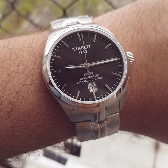 Relógio Tissot Pr100 Pr 100 Cosc Novo E Pronta Entrega