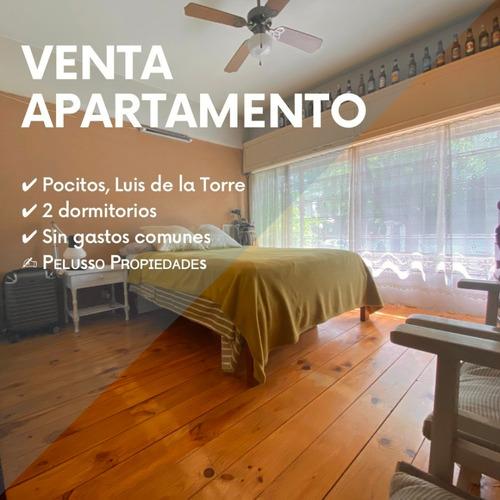 Venta Pocitos Apartamento Tipo Casa Sin Gastos Comunes
