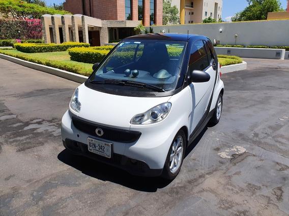 Smart Fortwo Híbrido Automático Con Placas Verdes
