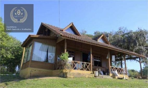 Chácara Com 6 Dormitórios À Venda, 36000 M² Por R$ 1.500.000 - Cocão - Viamão/rs - Ch0032