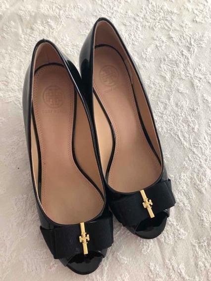 Preciosos Zapatos Tory Burch Originales Excelente Estado