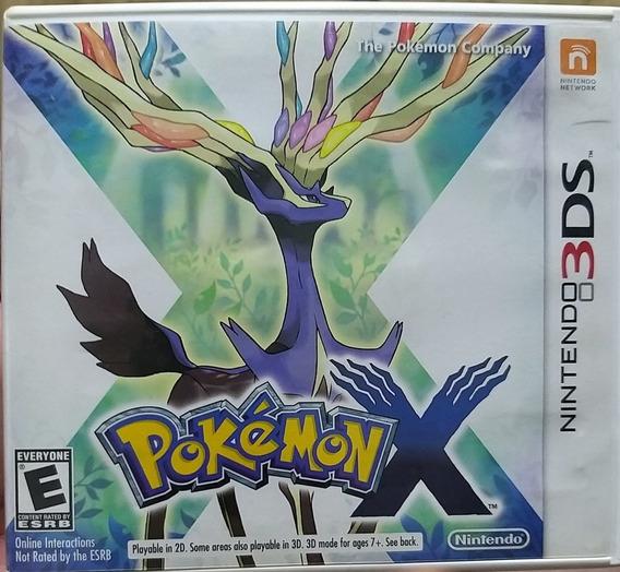 Capa Jogo Pokémon Nintendo 3ds
